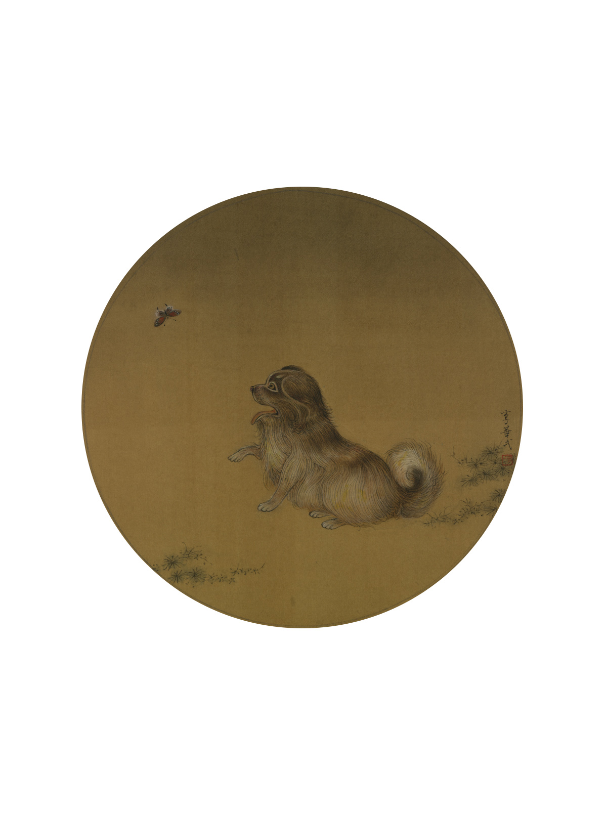 The Twelve Animals of the Zodiac by Li Huayi