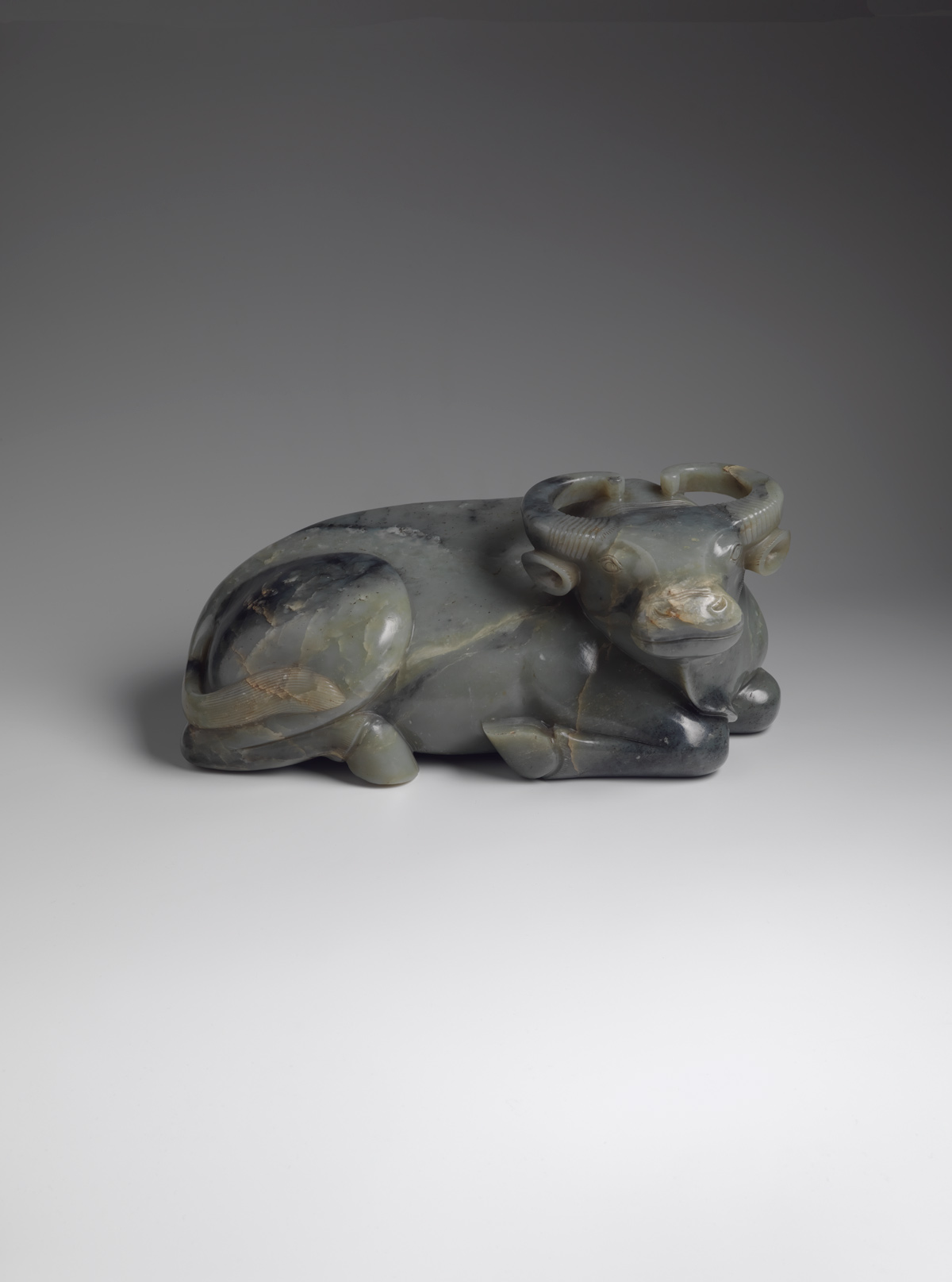 Jade Water Buffalo