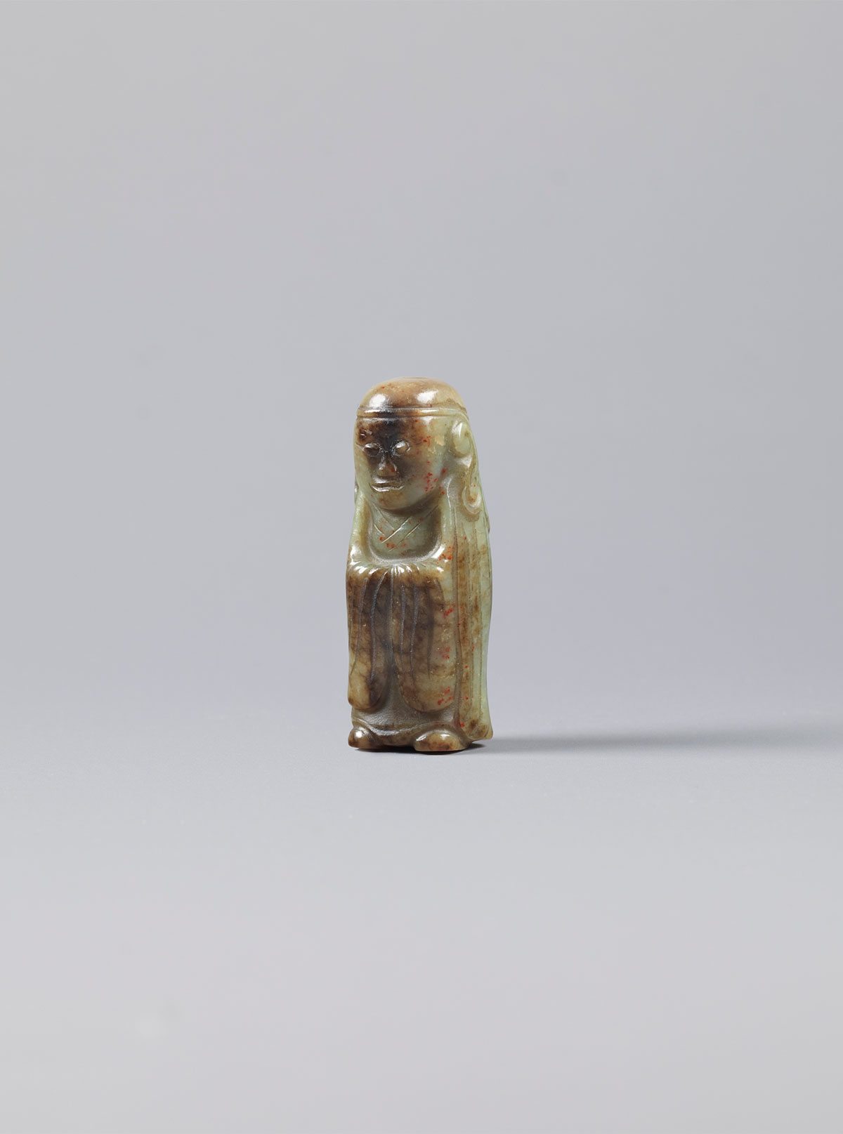 View Jade Standing Figure