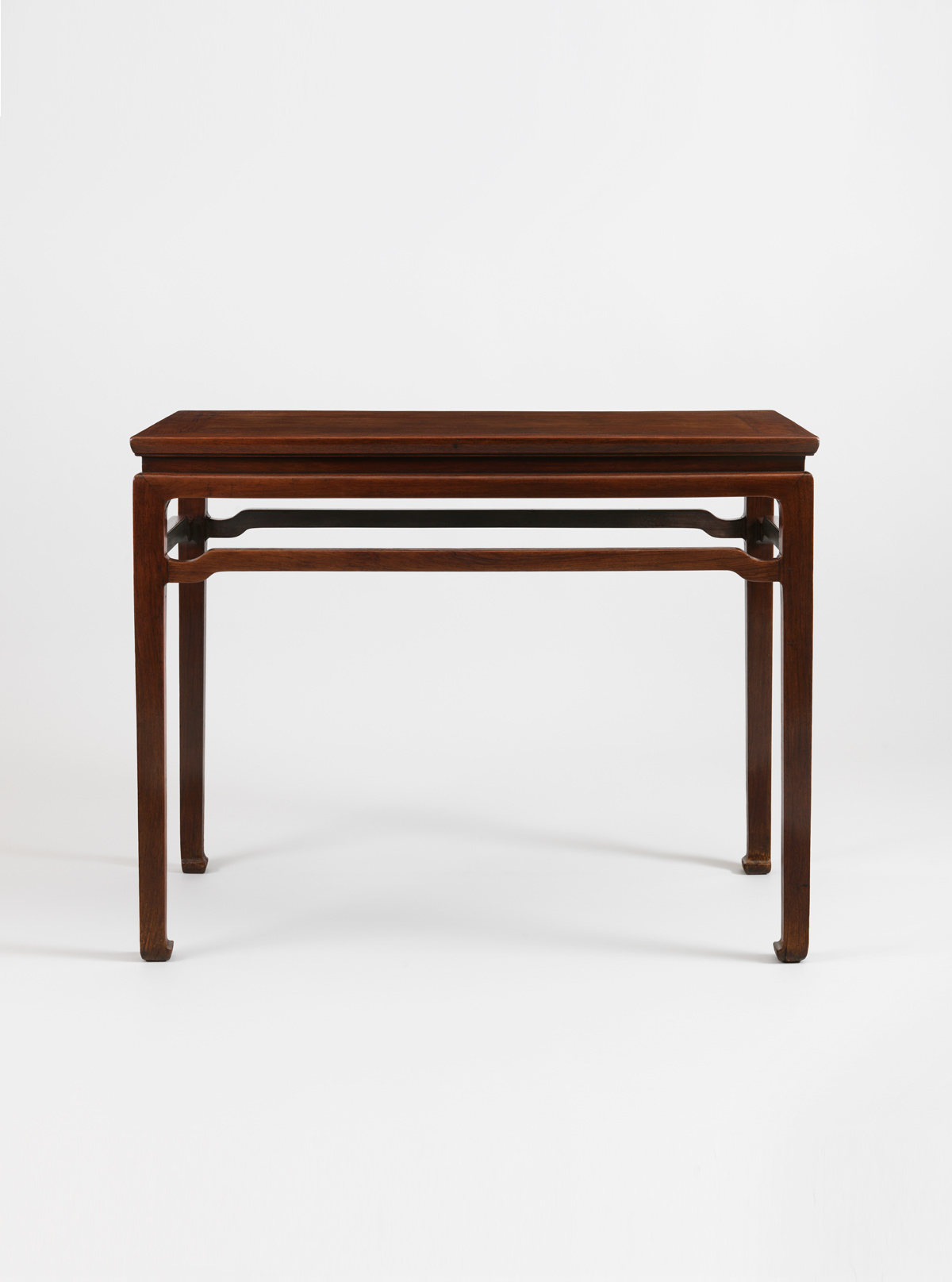 Huanghuali Waisted Side Table, banzhuo