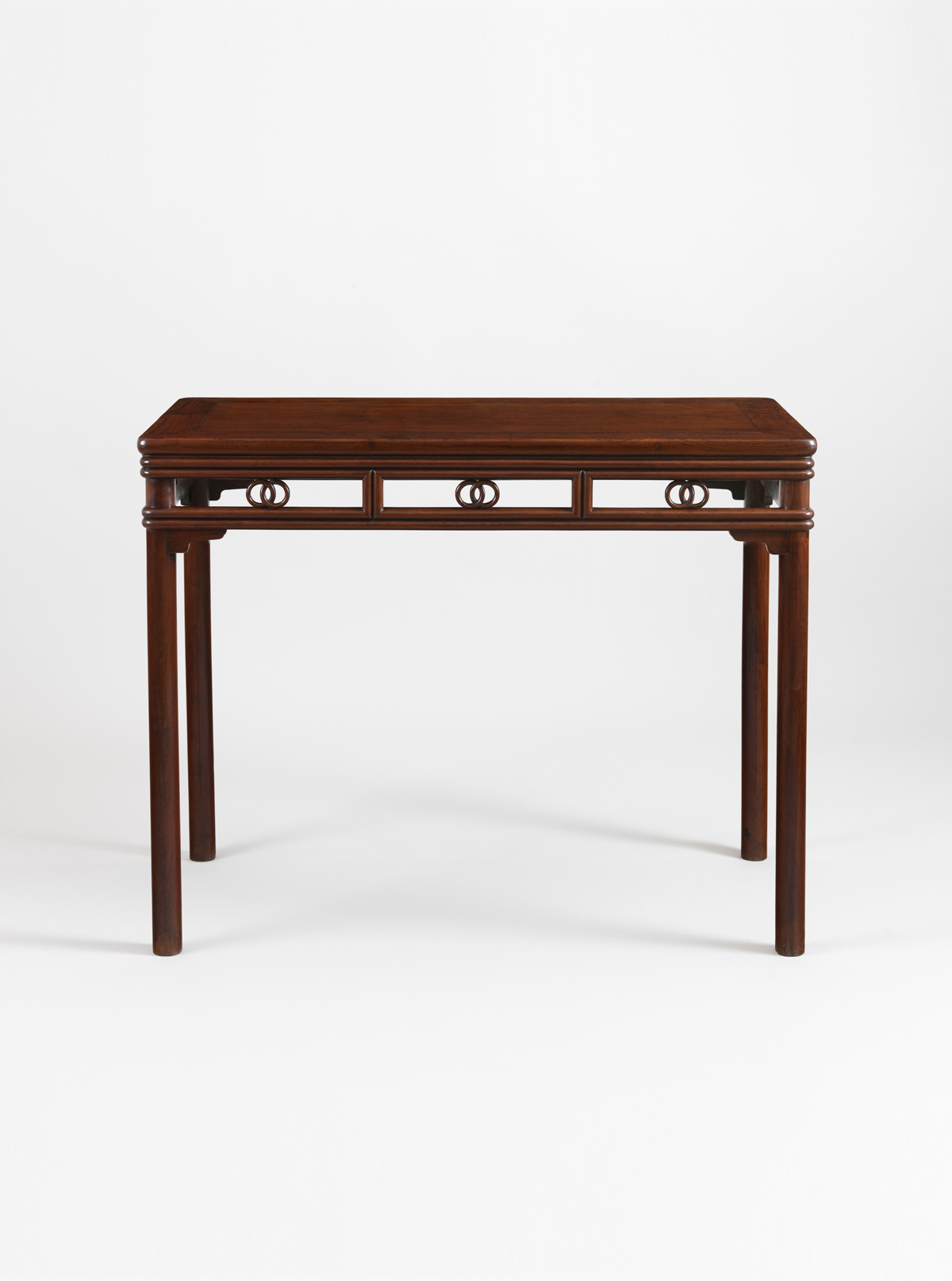 Pair of Huanghuali Side Tables, banzhuo